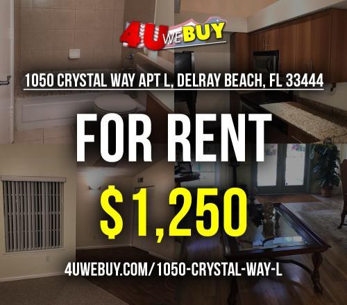 1050 Crystal Way #L Photo 1