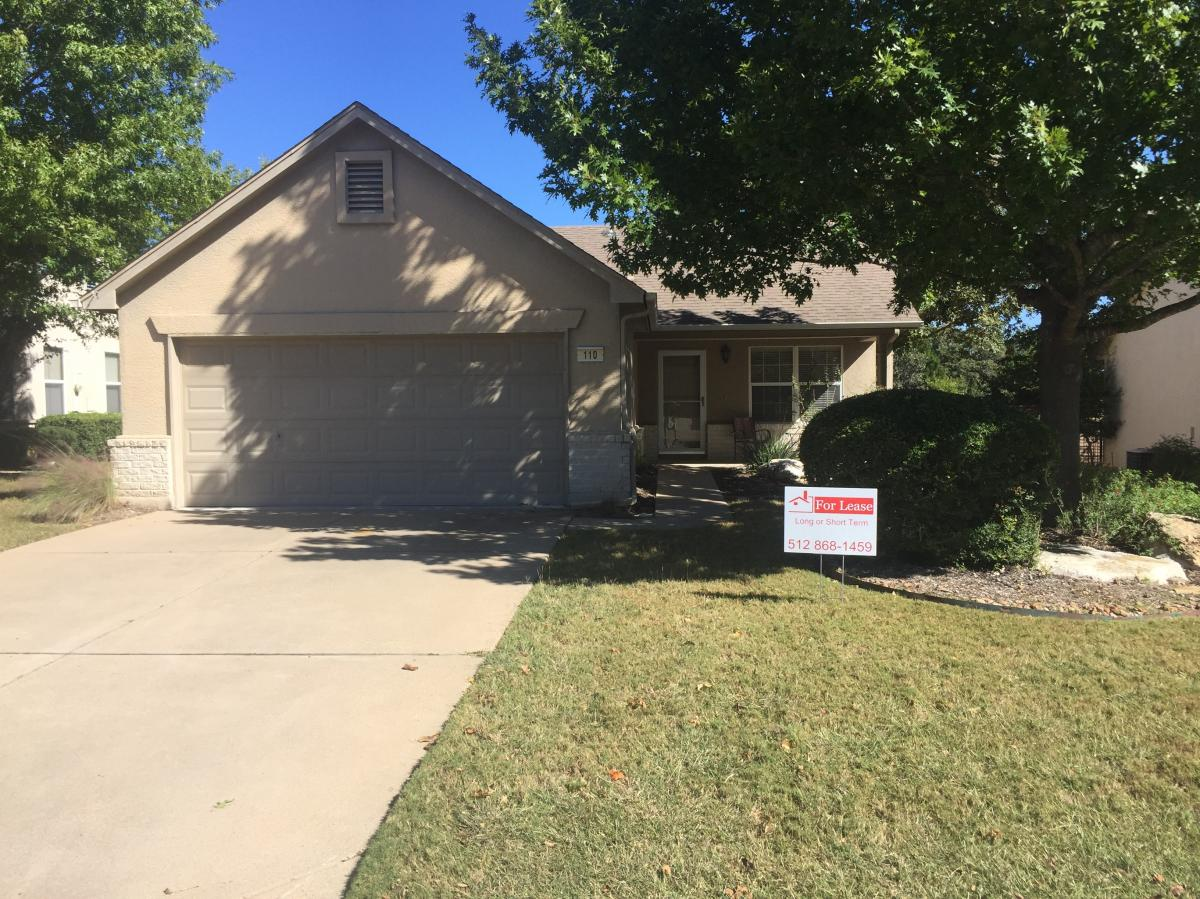 110 Whitewing Way, Georgetown, TX 78633 | HotPads