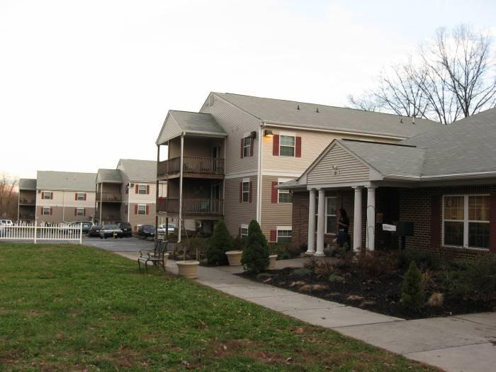 Parks Edge Exterior 201 Whitewood Road
