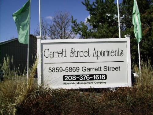 5869 Garrett Street #G Photo 1