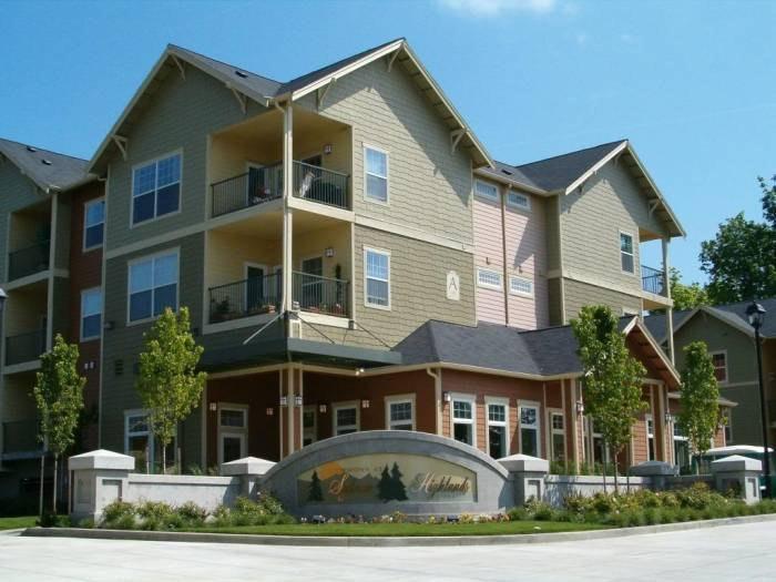Apartment Unit 2201 At 1220 SW 66th Avenue Portland OR 97225