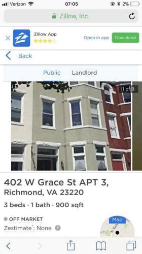 402 W Grace Street #3 Photo 1