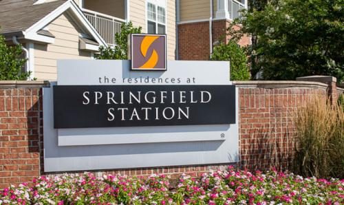 The Residences At Springfield Station Photo 1