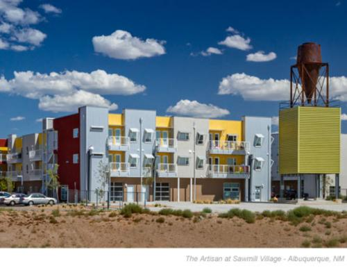 Sawmill Village Apartments Albuquerque