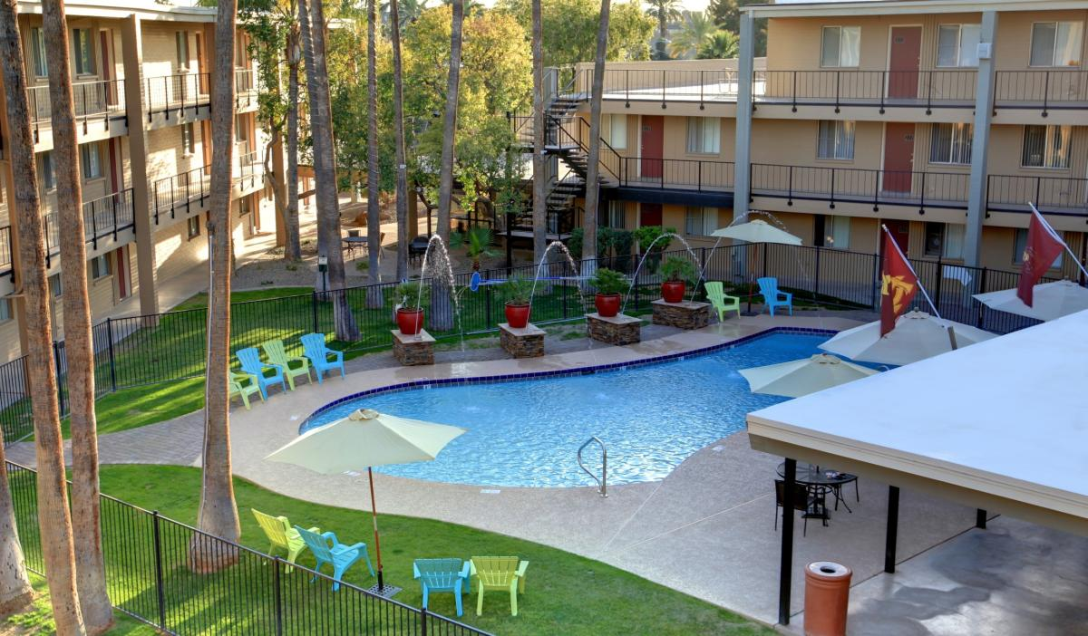 950 S Terrace Road, Tempe, AZ 85281   HotPads