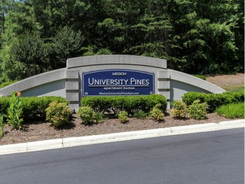 Mission University Pines Photo 1
