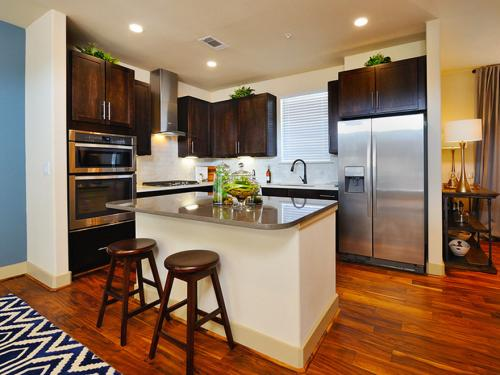 The Townhomes at Woodmill Creek Photo 1