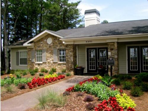4201 Pleasant Lake Village Lane Photo 1
