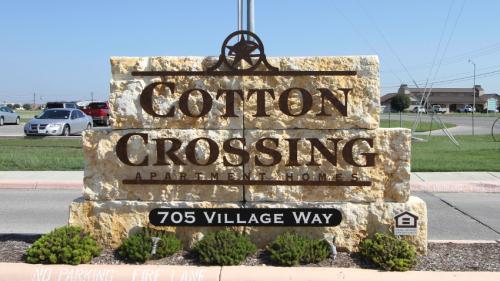 Cotton Crossing Photo 1