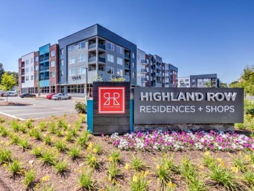 Highland Row Photo 1