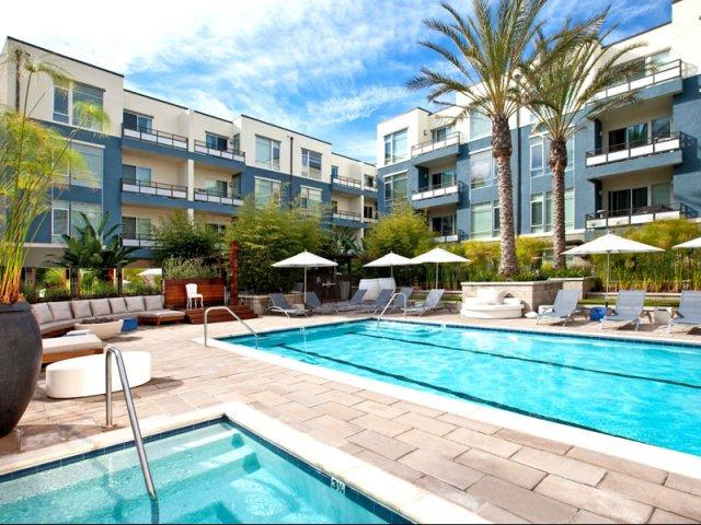 Forty55 lofts at 4055 redwood avenue marina del rey ca for Marina del rey apartments for sale