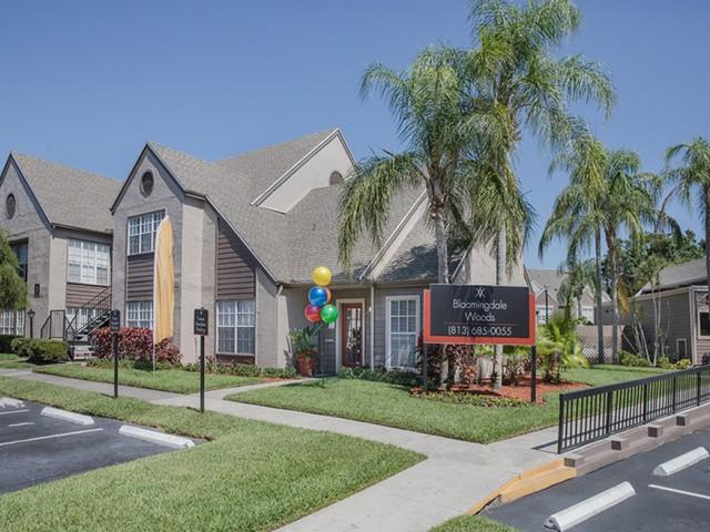 Bloomingdale Woods Apartments Brandon Fl
