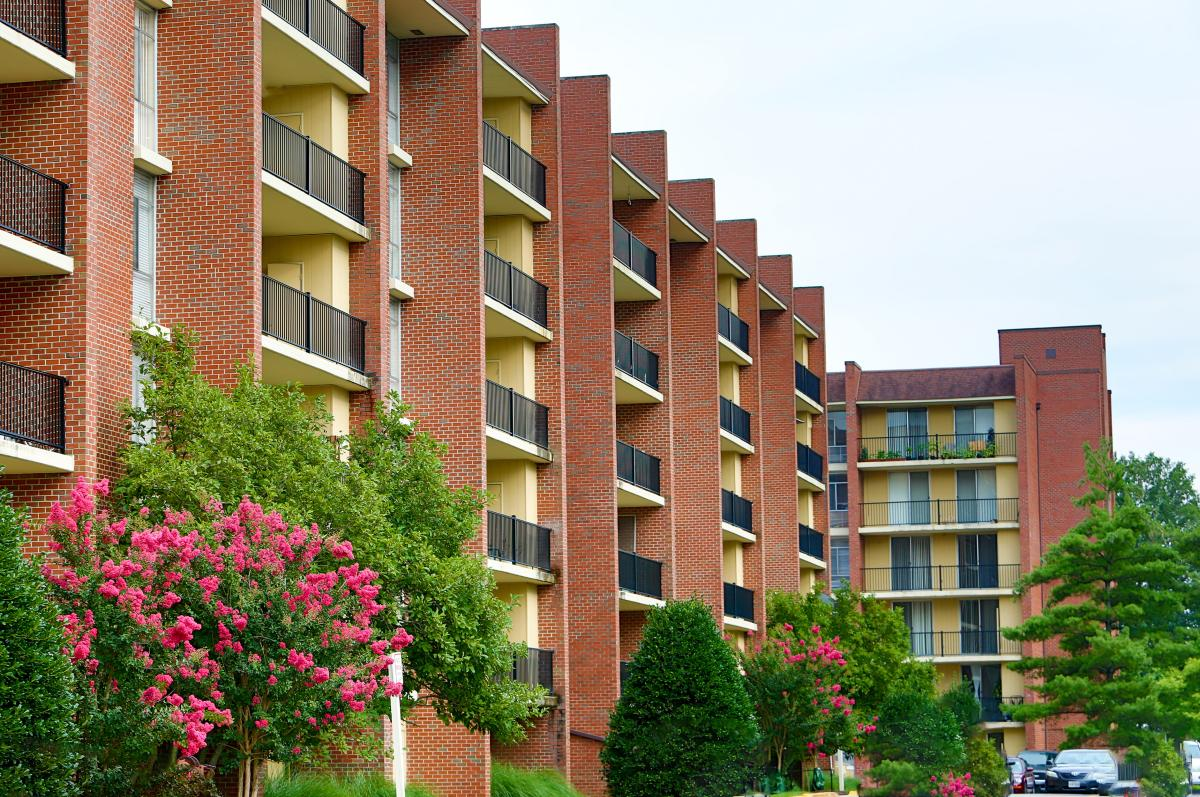 Horizon Square Apartments Laurel Md
