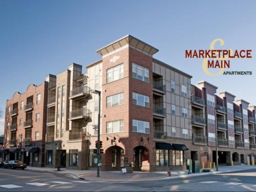 Marketplace & Main Apartments Photo 1
