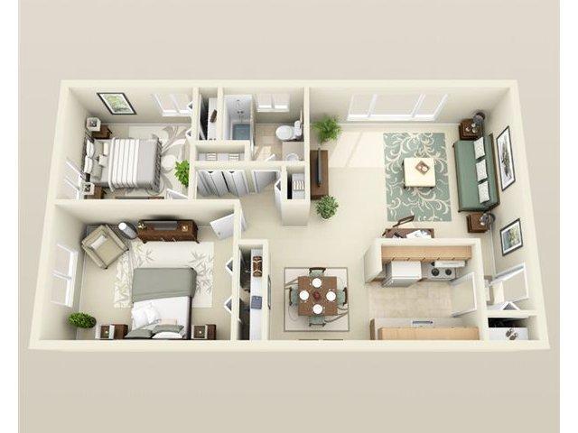 bedroom and  bathroom apartment for  bathroom design ideas, Bedroom designs