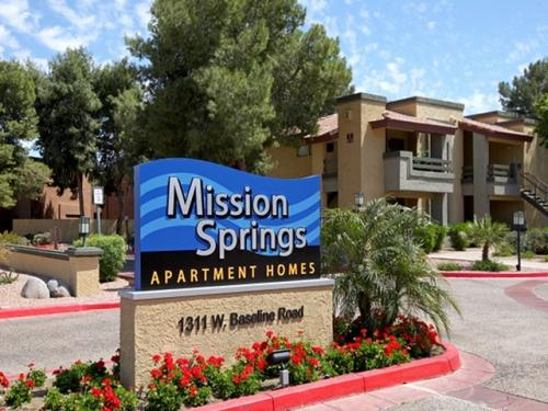Mission Springs Photo 1