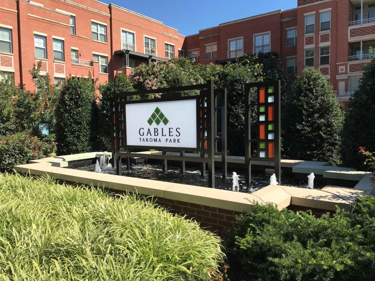 Gables Takoma Park At Blair Road Nw Washington Dc