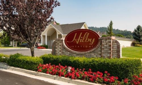 Hilby Station Photo 1