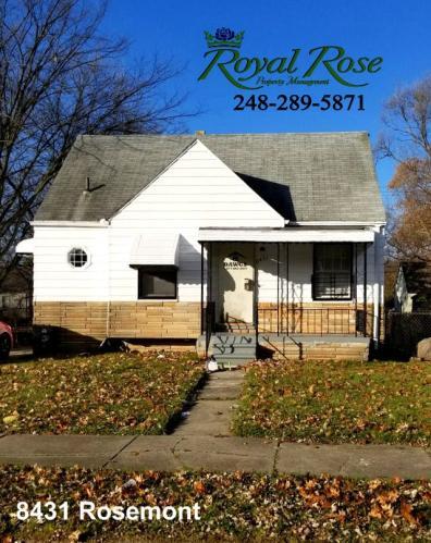 8431 Rosemont Avenue Photo 1