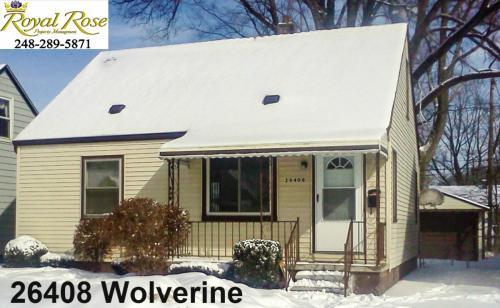 26408 Wolverine Street Photo 1