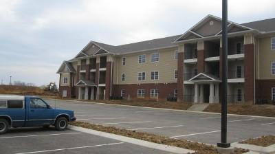 Northgate Apartments Building D Photo 1