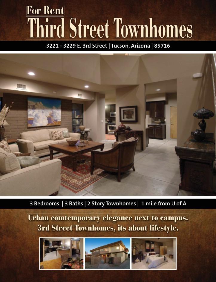 48 E 48rd Street Tucson AZ 48 HotPads New 3 Bedroom Apartments For Rent In Phoenix Az