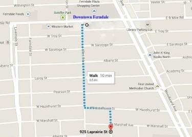 Walk to Downtown Ferndale in 10 minutes! Photo 1