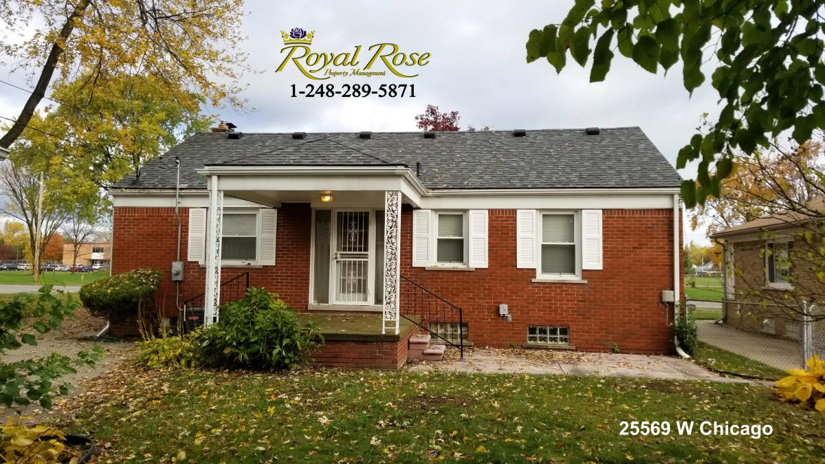 Captivating 25569 W Chicago, Redford Twp, MI 48239 | HotPads