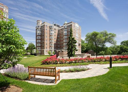 Longwood Towers Photo 1
