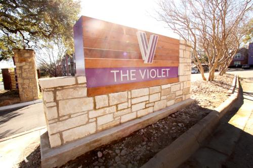 The Violet Photo 1