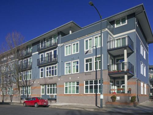 The Cornerstone Apartments Photo 1
