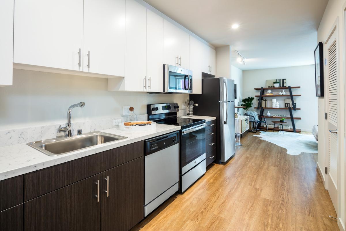 Abaca Apartments San Francisco CA