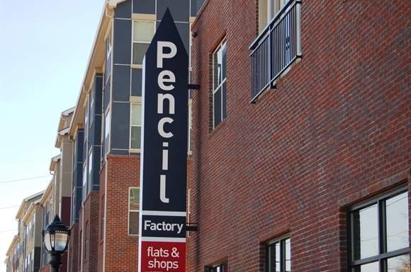 Pencil Factory Flats & Shops Photo 1