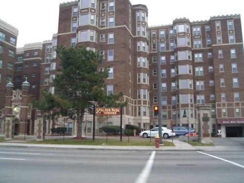 Front Entrance 8100 E Jefferson Avenue
