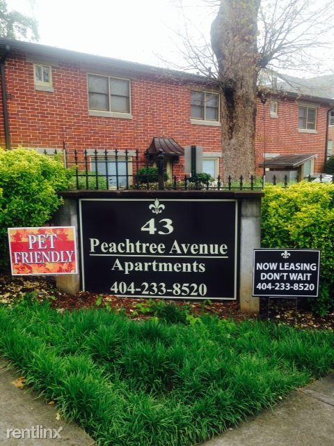 43 Peachtree Avenue Ne Atlanta Ga 30305 Hotpads