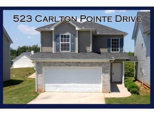 523 Carlton Pointe Drive Photo 1