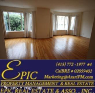 Lower Pacific Heights San Francisco Ca Apartment Unit For Rent 2units 2467 Sutter Street Photo 1