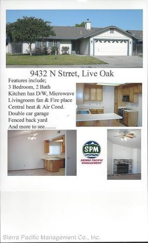 9432 N Street Photo 1