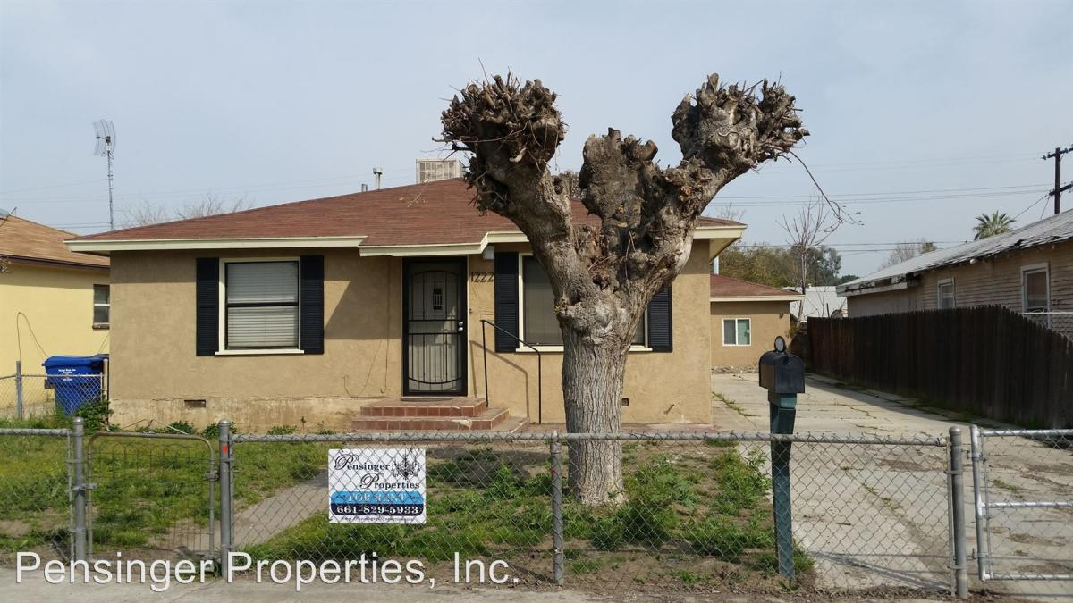 1222 woodrow ave - front house, bakersfield, ca 93308 | hotpads