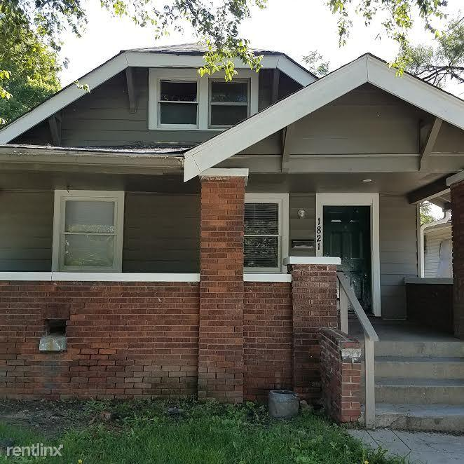 Find Housing For Rent: 1821 N Dexter Street, Indianapolis, IN 46202