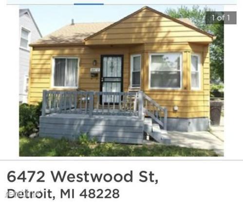 6472 Westwood Street Photo 1