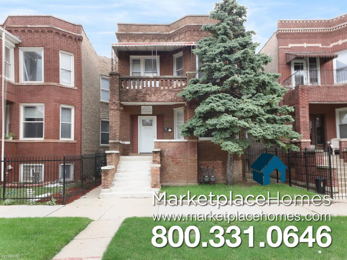 4926 W Rice Street Apt 1 Chicago Il 60651 Hotpads
