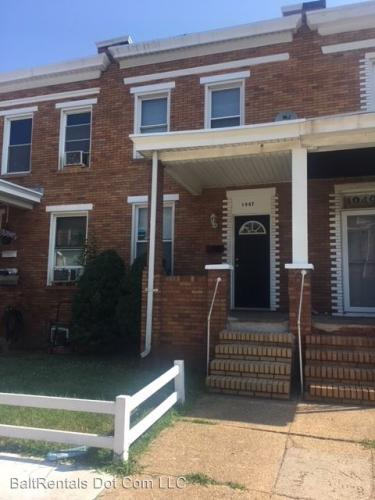 1947 Griffis Ave Baltimore Md 21230 Photo 1