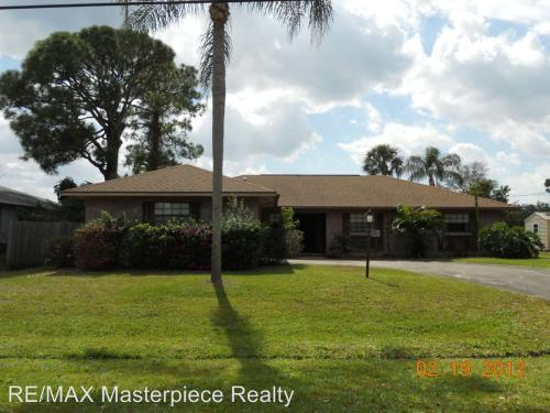952 Walters Terr Port Street Lucie Photo 1