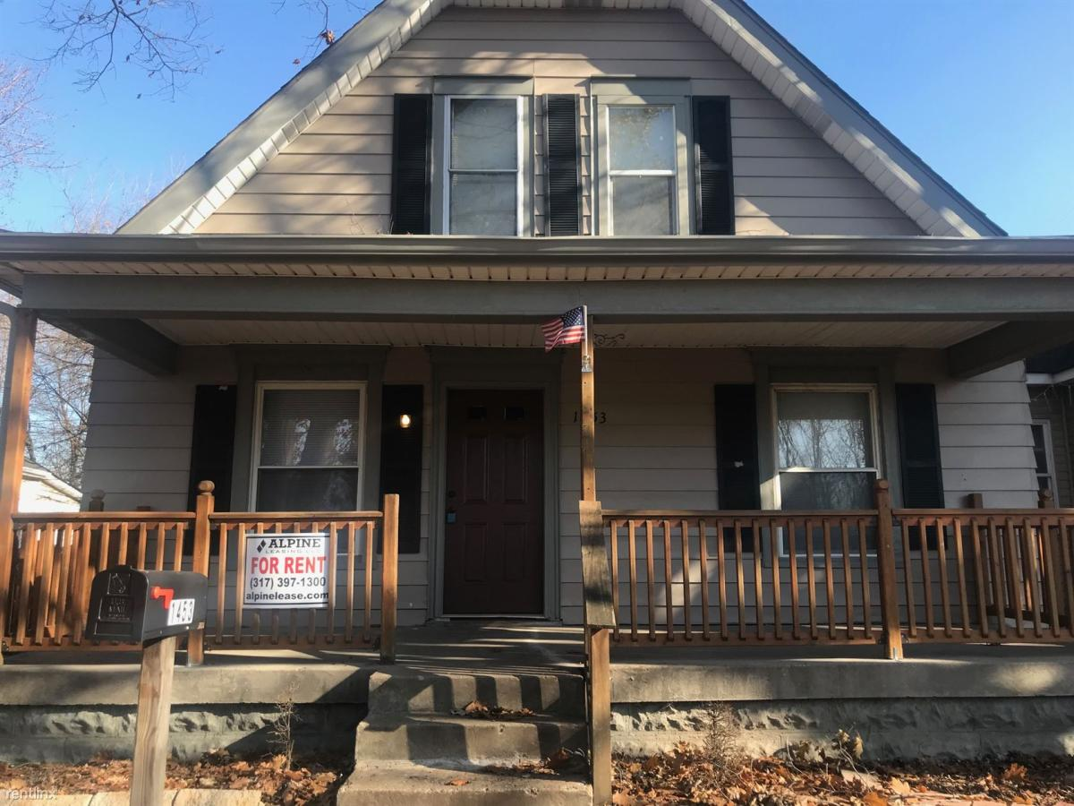 1453 Blaine Avenue, Indianapolis, IN 46221 | HotPads