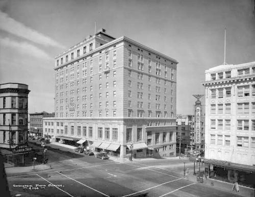 Winthrop Hotel Photo 1