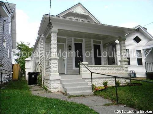 1773 Wilson Avenue. Louisville, KY 40210