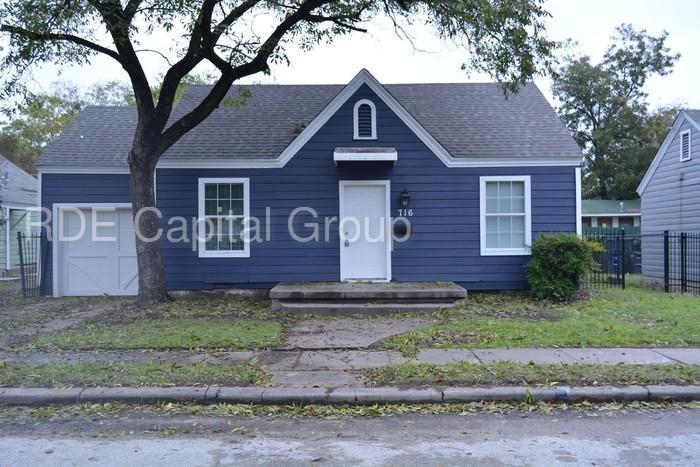 716 W Cantey Street, Fort Worth, TX 76110 | HotPads