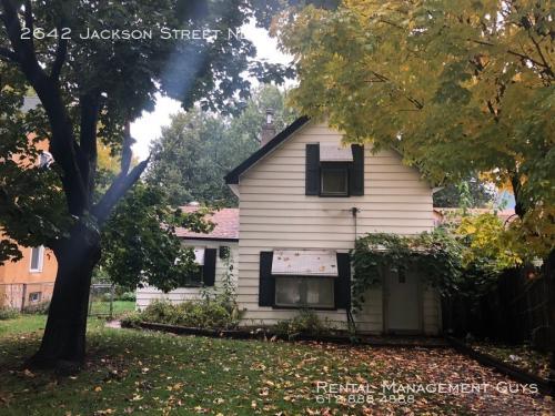 2642 Jackson Street NE Photo 1