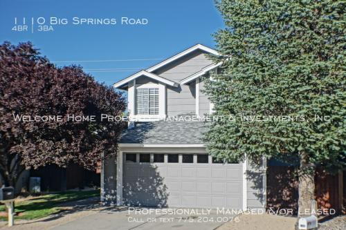 1110 Big Springs Road Photo 1